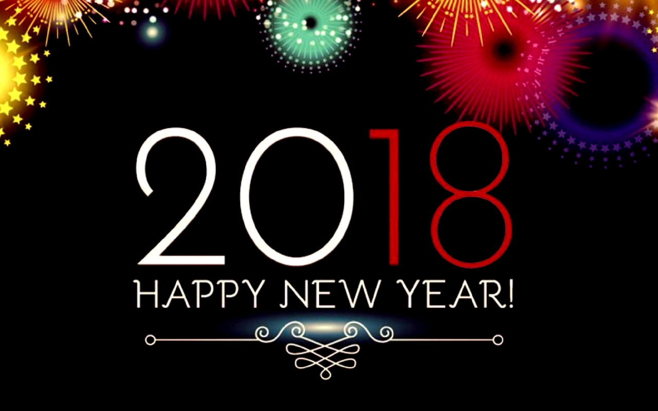 Happy New Year 2018 Greetings Wishes Images Messages Photos