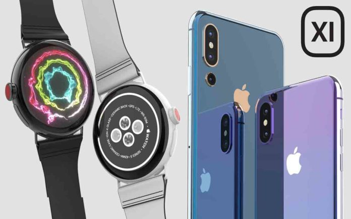 The-iPhone-10-Plus-Leaked,-iOS-12-Features,-Round-Apple-Watch