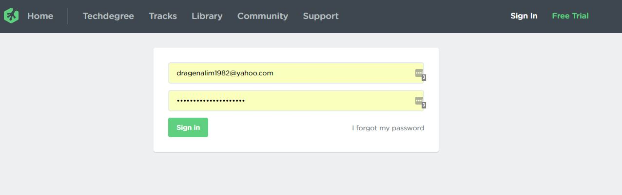 filmora email and password 2017