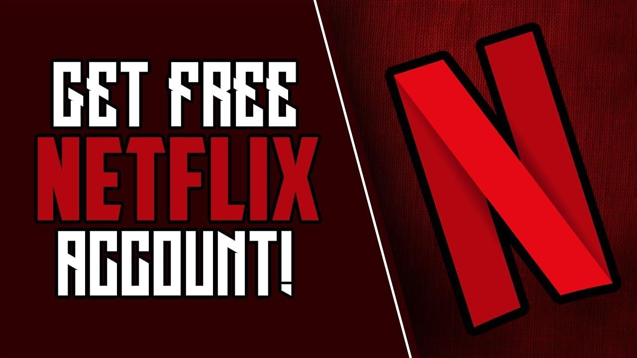 free netflix accounts and passwords