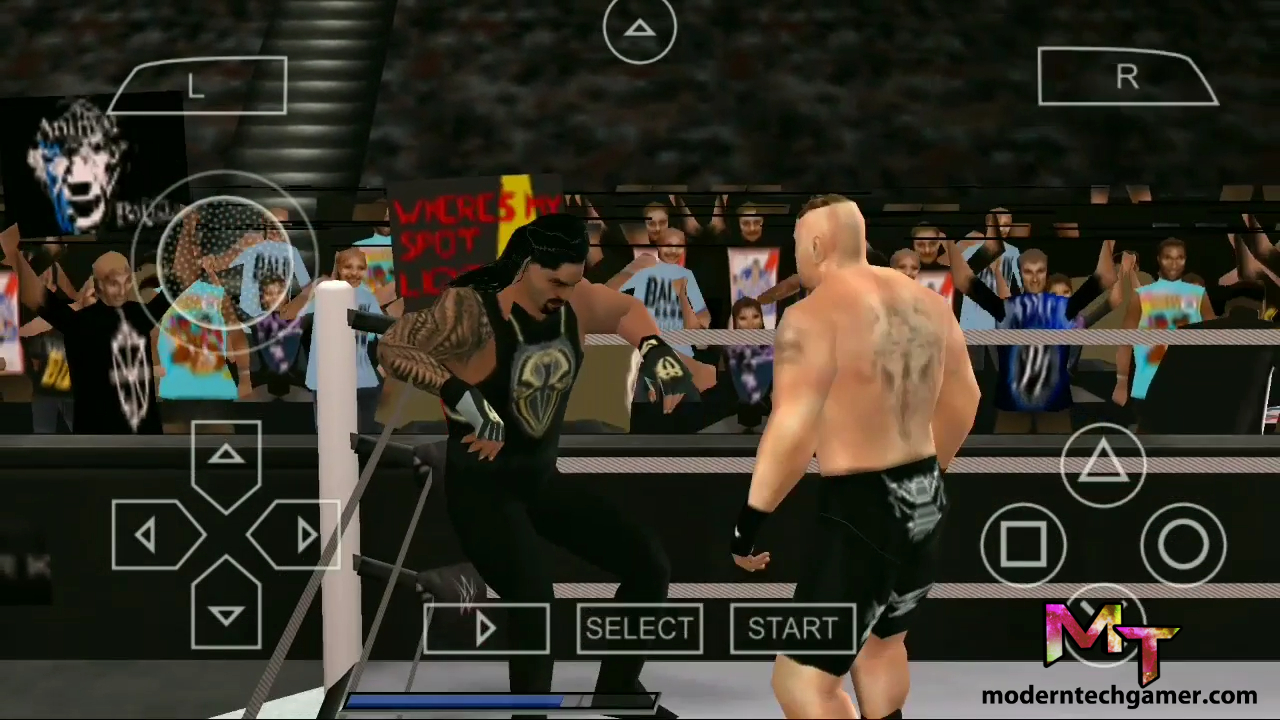 WWE 2k17 Apk Data +OBB