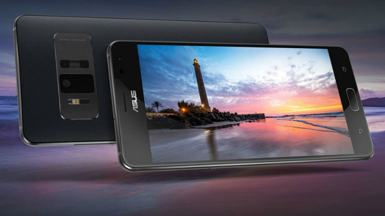 Asus ZenFone Ares With 8GB RAM Launched