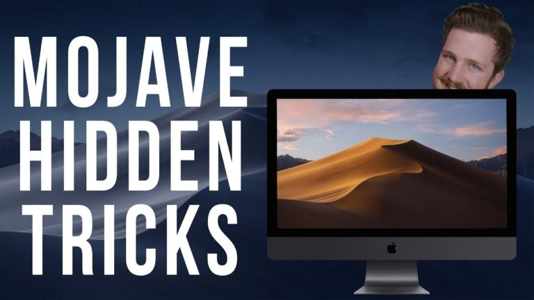 Cool macOS Mojave Tricks and Hidden Features