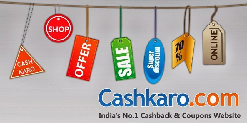 CashBack Websites in India