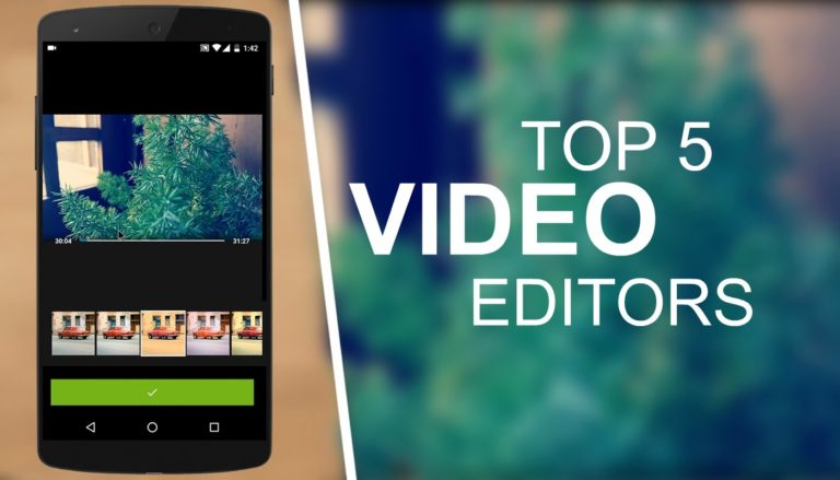 Best Free video editor Apps for Android Smartphone