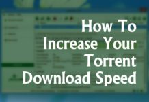 uTorrent Download Speed