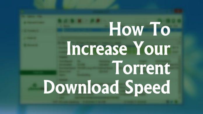 uTorrent Download Speed