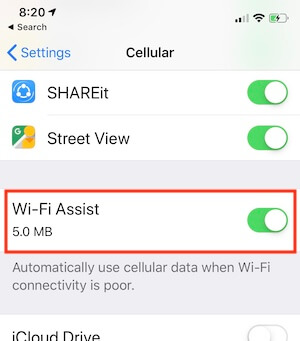 Fix iPhone XS Max Won't Stay Connected to WiFi: