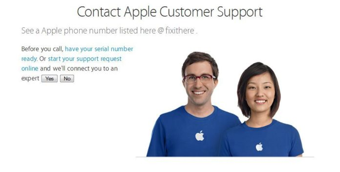 How to Contact Apple Online Live Chat Support Team