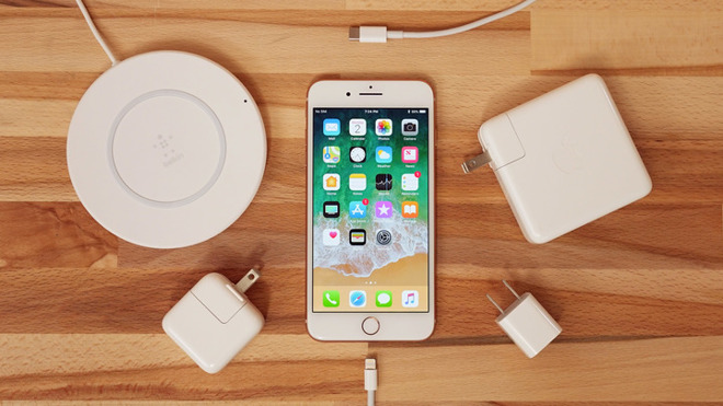Newer iPhones Support Fast-Charging