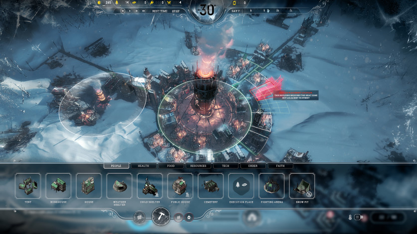 Download FrostPunk Pc Game