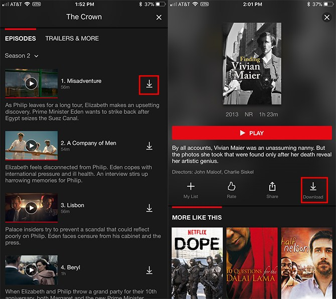 Download Video & Shows from Netflix? ( Download Links ):