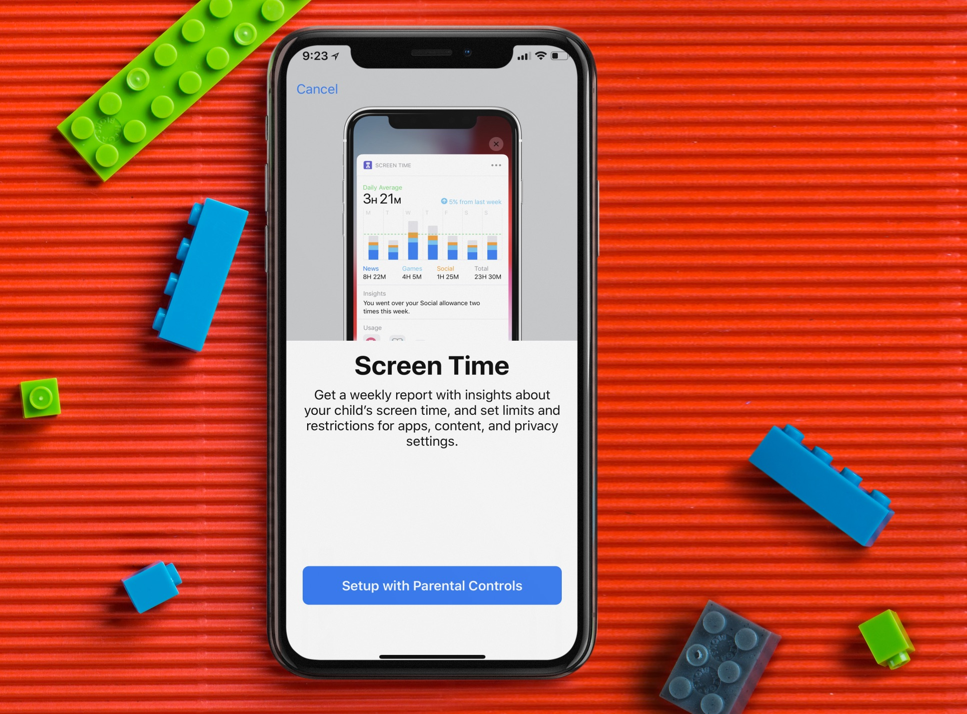 Reset Screen Time Password on iOS: