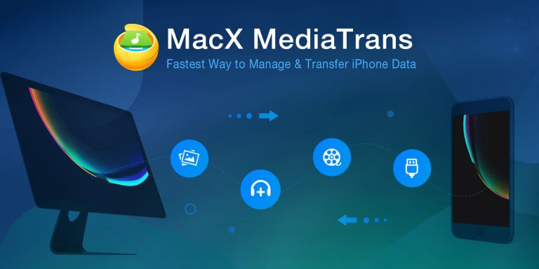 How to Free Backup iPhone Photos, Music, Videos without iTunes – MacX MediaTrans Giveaway