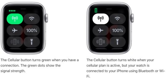 Set Up Dual SIM or eSIM for Apple Watch: