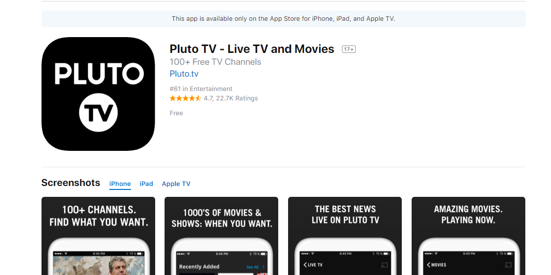 tv shows free no download