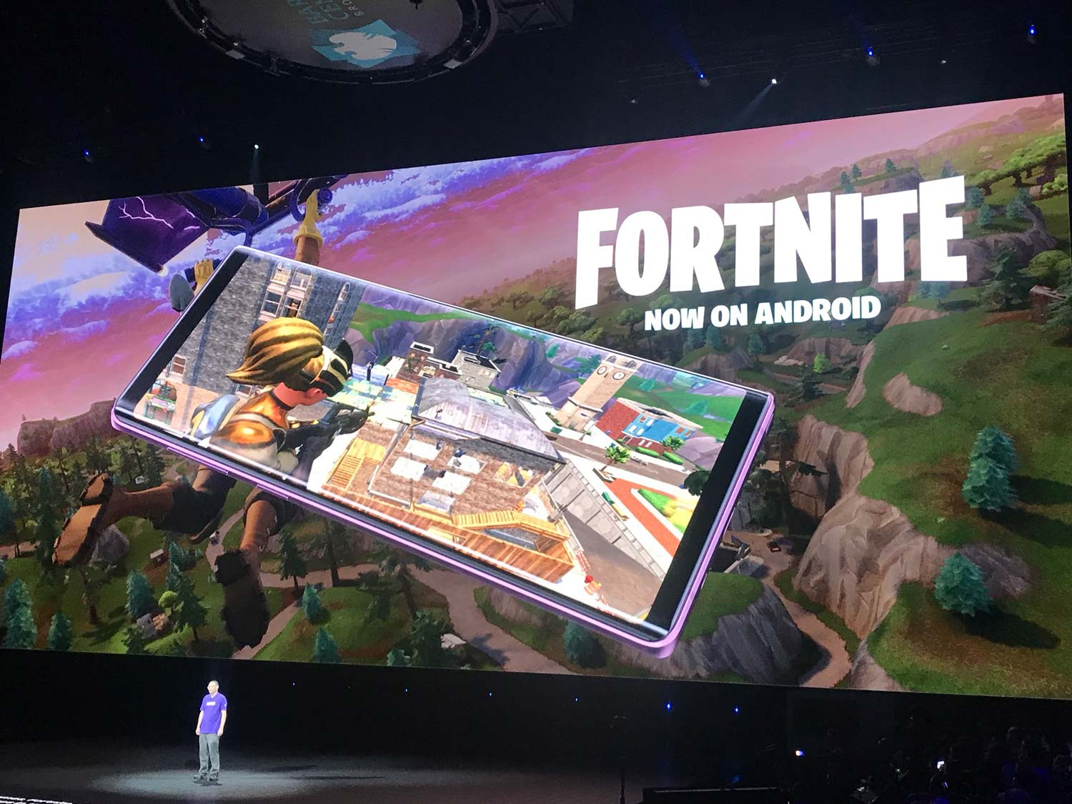 Download Fortnite for Android in 2019: