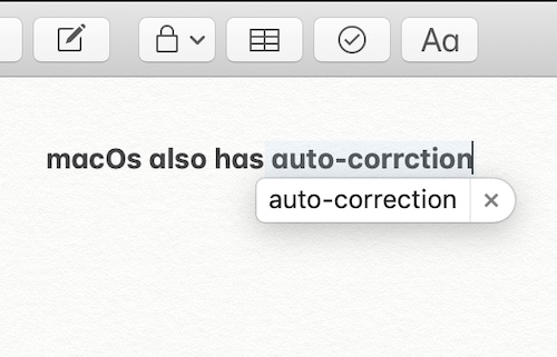 How to Fix Autocorrect Issues on iOS or macOS 2019: