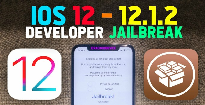 Download and Install rootlessJB jailbreak for iOS 12-12.1.2 2019: