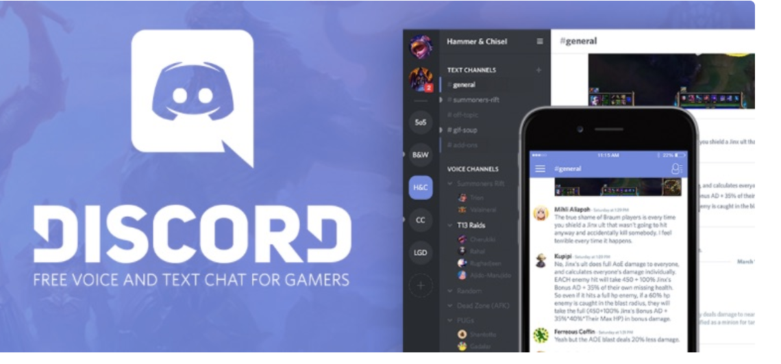 Discord Chat, Text and Bot Commands on Your Mac 2019: