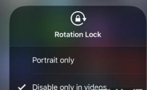 BetterRotate – Smart Rotation lock for videos: