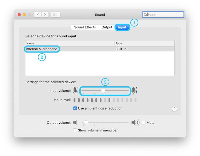 Fix MacBook Microphone Stopped Working, 2019 [Tutorial]: