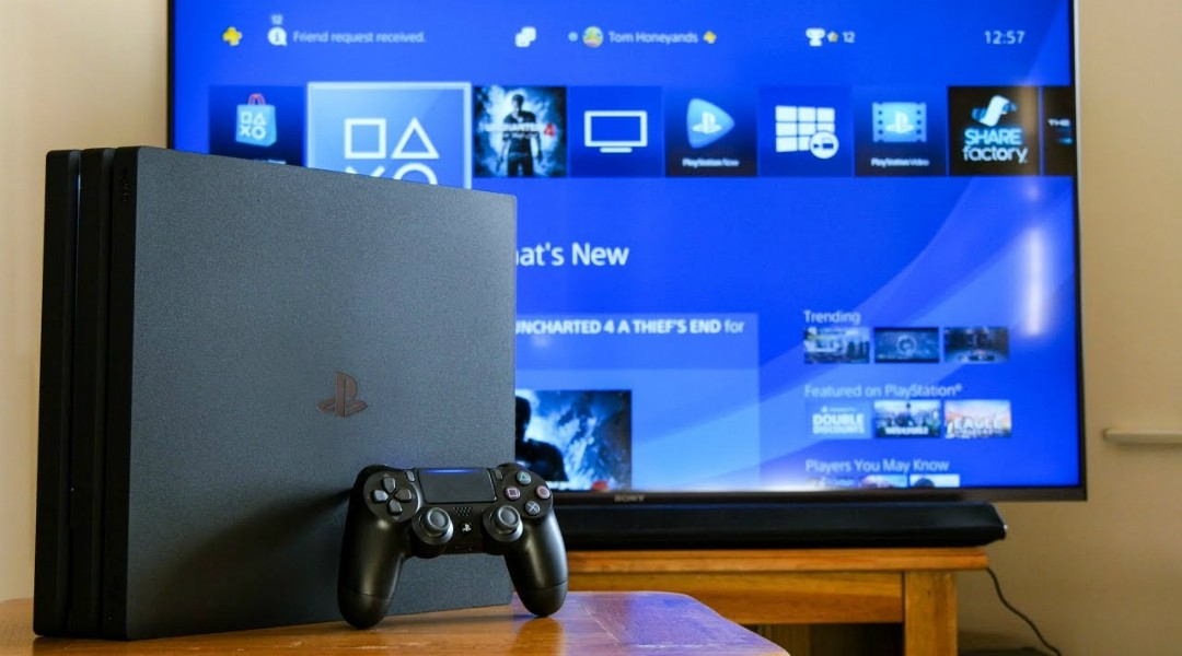Sony Releases PS4 Remote Play App On App Store, Lets You