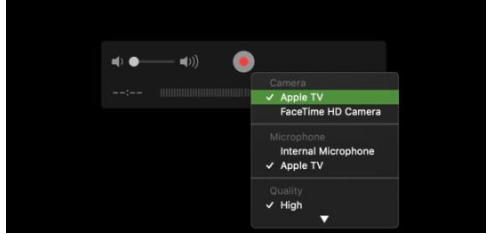 How to take Apple TV screenshots or screen recordings on Mac 2019:
