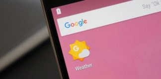 How To Add Google Weather App on Your Home Screen