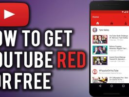 How to get youtube red for free
