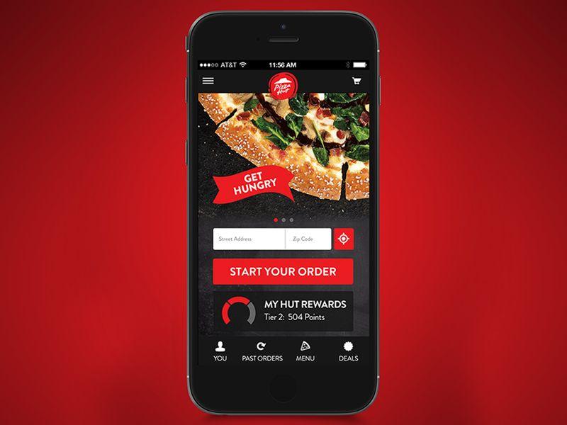 Pizza Hut App