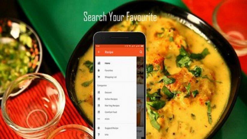 10000+ Indian Recipes Book app