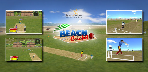 Beach Cricket