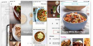 recipe apps