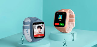 Mi Kids Watch 4