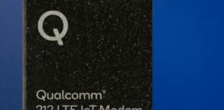 Qualcomm 212 LTE