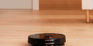 Robot Vacuum-Mop P