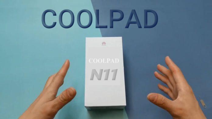 Coolpad N11