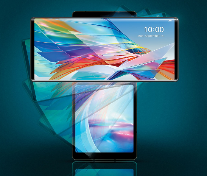 LG Wing 5G - Specifications