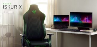 Razer Launches Iskur X Gaming Chair - Most Affordable Gaming Chair For Beginners
